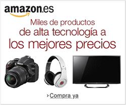 Electrónica en Amazon
