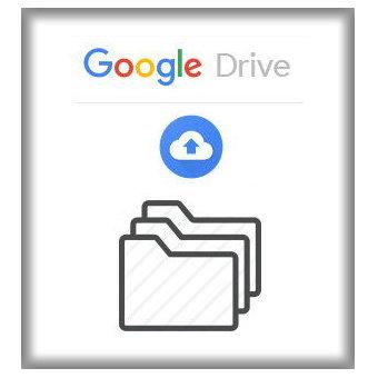 Copias de seguridad y sincronización de varias carpetas con Google Drive