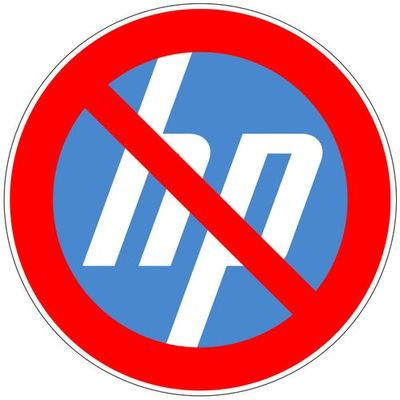 No se recomienda comprar productos hp