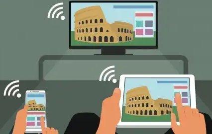 Mirroring de móvil o tablet a televisor