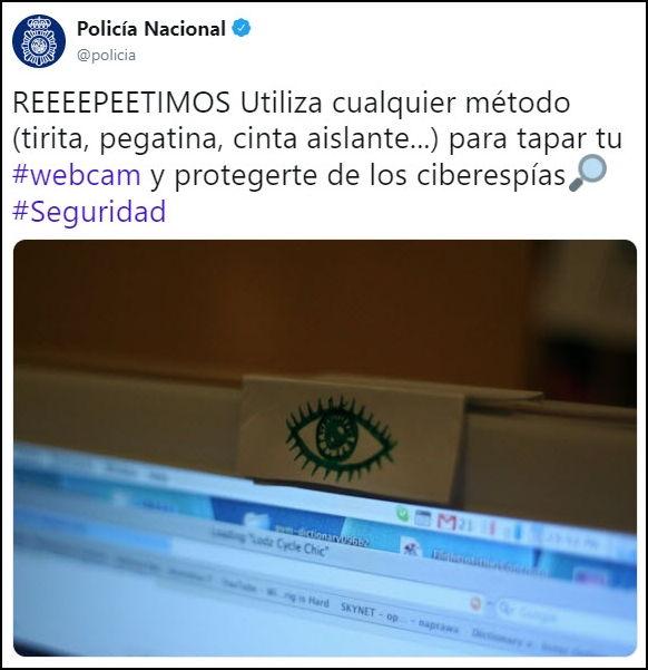 Policia-tapar-webcam